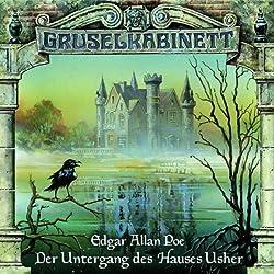 Gruselkabinett Folge 11 - Der Untergang des Hauses Usher