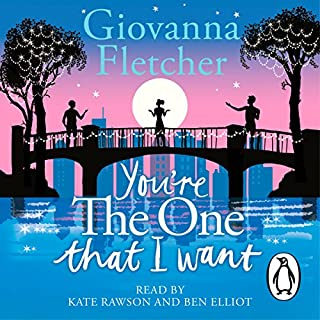 You're the One That I Want                   Autor:                                                                                                                                 Giovanna Fletcher                               Sprecher:                                                                                                                                 Kate Rawson,                                                                                        Ben Elliot                      Spieldauer: 9 Std. und 29 Min.     1 Bewertung     Gesamt 5,0