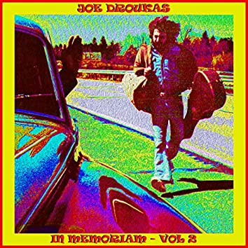 Joe Droukas - in Memoriam, Vol. 2