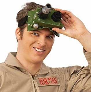 Rubie's Unisex-Adults Ghostbusters Adult Ecto Goggles Costume Accessory Costume Accessories One Size