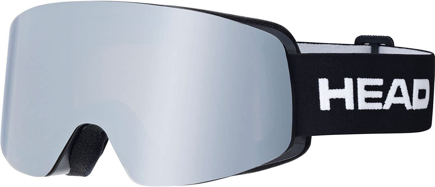 HEAD Infinity Race Ski Goggles Including Replacement Glass, Unisex