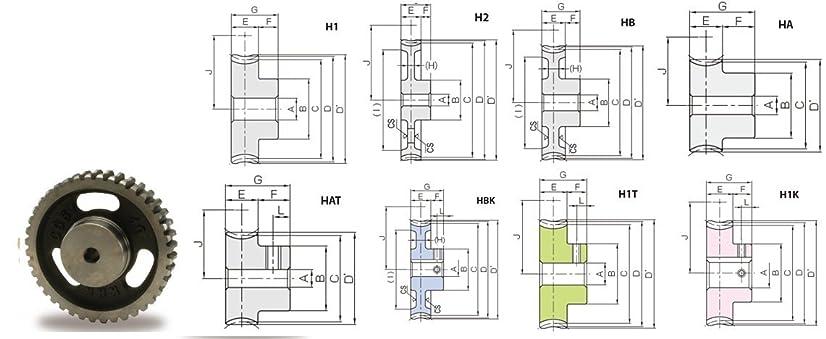 増強する豚肉反応するトラスコ中山 KHK ウォームホイルCG2-30R1 CG230R1