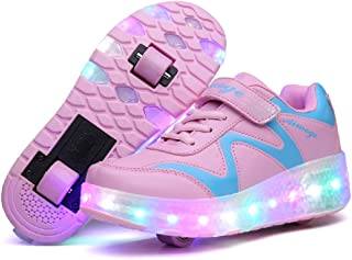 light up heelys girls