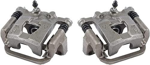 CCK11228 [2] REAR Premium Grade OE Semi-Loaded Caliper Assembly Pair Set