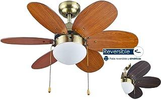 Amazon.es: Bastilipo - Ventiladores de techo / Ventiladores: Hogar ...