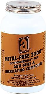 Moly-LIT 12018 Molydbenum Disulfide and Graphite Anti-Seize Compound, 20 oz, Black, Paste
