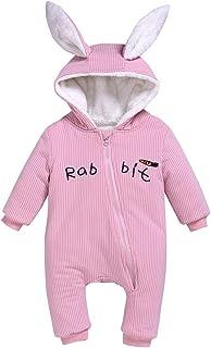 Barboteuse Pyjamas Combinaison Jumpsuit Mignon V/êteme FAMOORE Toddler B/éb/é Grenouill/ère B/éb/é Baby Gar/çons Les Filles Mignonne Dessin anim/é Animal Lettre Barboteuse Le Maillot de Corps v/êtements