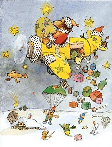 Janoschs Adventskalender Luftpost