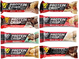 BSN Syntha-6 Protein Bars All 8 Flavors 8 Count Super Variety pack