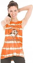 venley للنساء من NCAA bodda الخيزران العضلات تي شيرت بدون أكمام