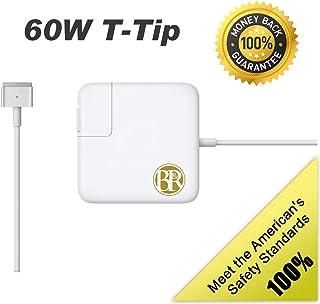 HCMA【PSE認証】 Macbook用 互換 電源アダプタ 充電器 60W T型 高品質 【1年保証】