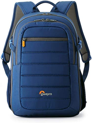 Lowepro Backpack Keep Your Photo Gear And Tablet Protected And Organized, Blue, (LP36893-PWW)