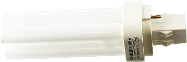 PHILIPS 383133 13 Watts Pin Base PL-C ALTO 13W/841 2P 1CT GX23-2 Fluorescent Light Bulb