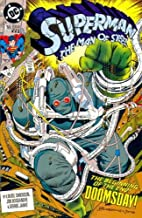 Superman the Man of Steel Issue 18 (Doomsday Part One) Third Printing