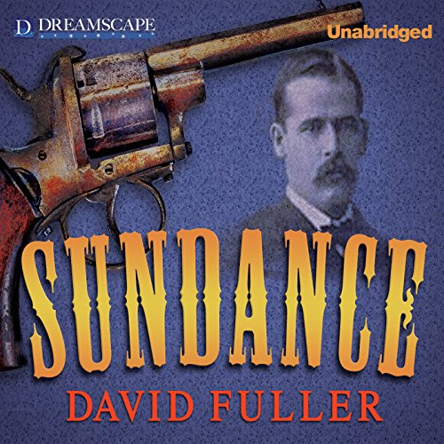 Sundance audiobook cover art