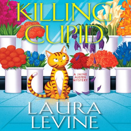 Killing Cupid audiobook cover art