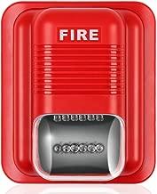 fire alarm clock