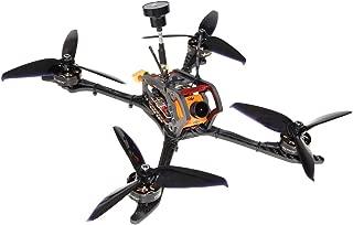 HGLRC Mefisto 226mm 4S FPV BNF Racing Drone F4 Flight Controller 2207 2675KV Brushless Motor 60A 32bit 4in1 ESC 4mm Carbon Fiber Frame Kit Runcam Camera (with Frsky XM+)