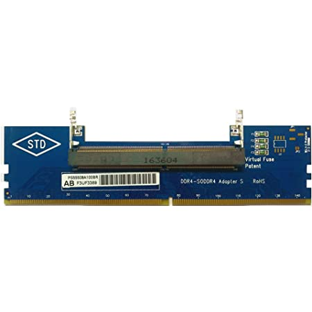 Laptop DDR4 RAM to Desktop Adapter Cards Memory Tester to DDR4 SO New DIM
