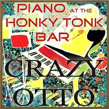 Piano at the Honky Tonk Bar