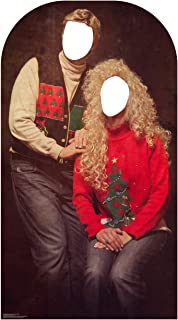 Advanced Graphics Ugly Christmas Sweater Portrait Life Size Cardboard Cutout Stand-in
