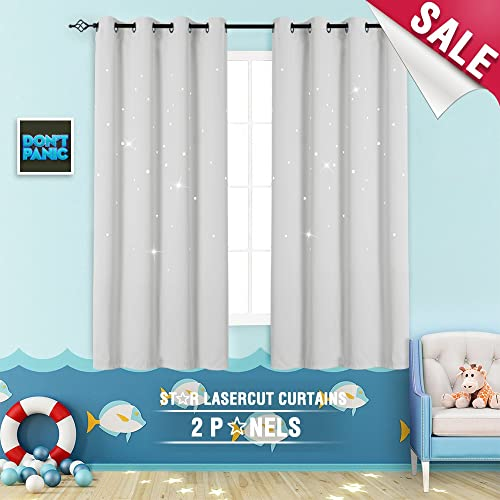 Childrens Curtains for Bedroom: Amazon.com