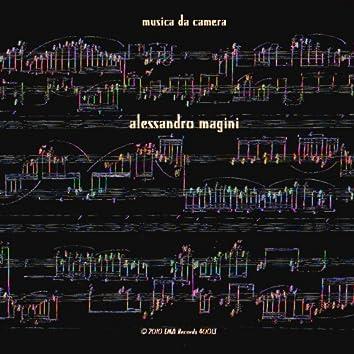 Alessandro Magini : Musica da camera, vol. 1