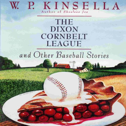 The Dixon Cornbelt League audiobook cover art