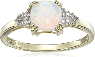 Best white gold birthstone rings Reviews