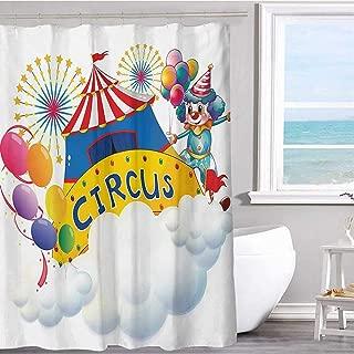Modern Luxury Shower Curtain 70
