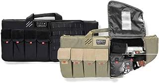 G.P.S. Tactical AR Case with External Handgun Case 28