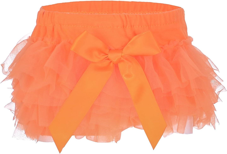 elamccor Baby Girls'Tutu Bloomers Newborn R Cotton Spasm price Toddler Max 61% OFF Tulle