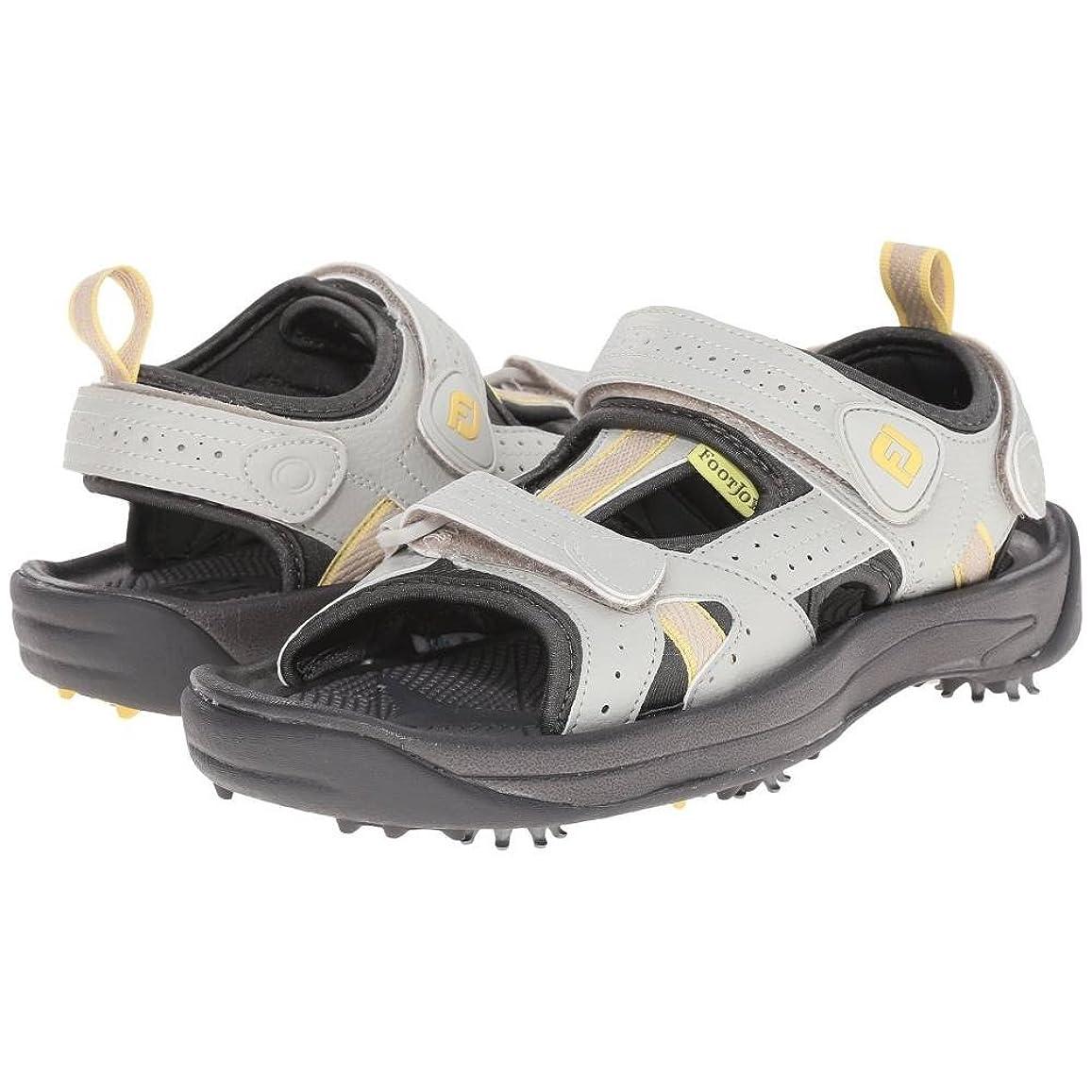 なめらかメンダシティフェロー諸島(フットジョイ) FootJoy レディース シューズ?靴 サンダル?ミュール Golf Sandal [並行輸入品]
