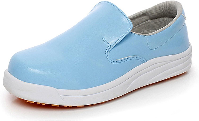 CHNHIRA Unisex's Non Slip Kitchen Resistance Lightweight Work shoes