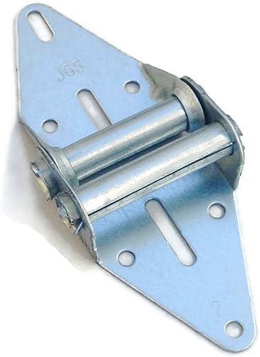 Garage Door Hinge #2 - Heavy Duty - 14 Gauge Steel with Galvanized Finish - Residential/Light Commercial Garage Door ...