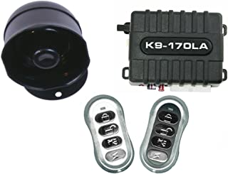 K9 K9170LA Keyless Entry and Car Alarm Security System photo