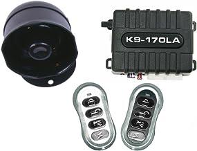 K9 K9170LA Keyless Entry and Car Alarm Security System photo