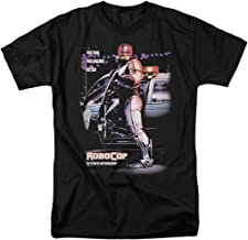 Robocop Movie Poster T Shirt & Stickers