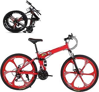 GOLDGOD 20 Pulgadas 21 Velocidades Bicicletas De Monta/ña para Ni/ños Velocidad Variable MTB Bicicleta con Freno De Disco Doble Y Absorci/ón De Impactos Completa Mountain Bike para 6-17 A/ños