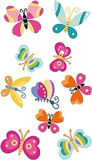 CQHUI Butterfly Tattoo Sticker voor kinderen Verjaardagscadeau Leuke nep Taty Kids Body Art Waterdichte Tijdelijke Tattoos...