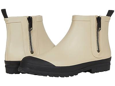Madewell Zip-Up Rain Boot