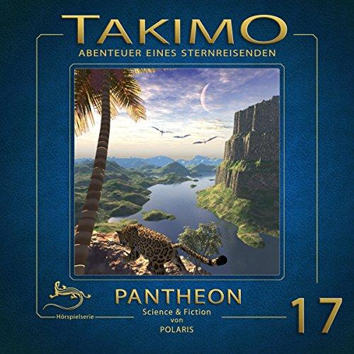 Pantheon audiobook cover art