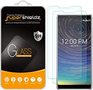(2 Pack) Supershieldz for Coolpad Legacy Tempered Glass Screen Protector,  Anti Scratch,  Bubble Free