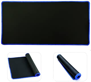 Cmhoo Large Gaming Mouse Pad Soft Rubber Bottom Keyboard Pad/Mouse Desk Pad Use for Laptop 27.6×11.8×0.24in