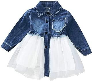 Best jean dress baby Reviews