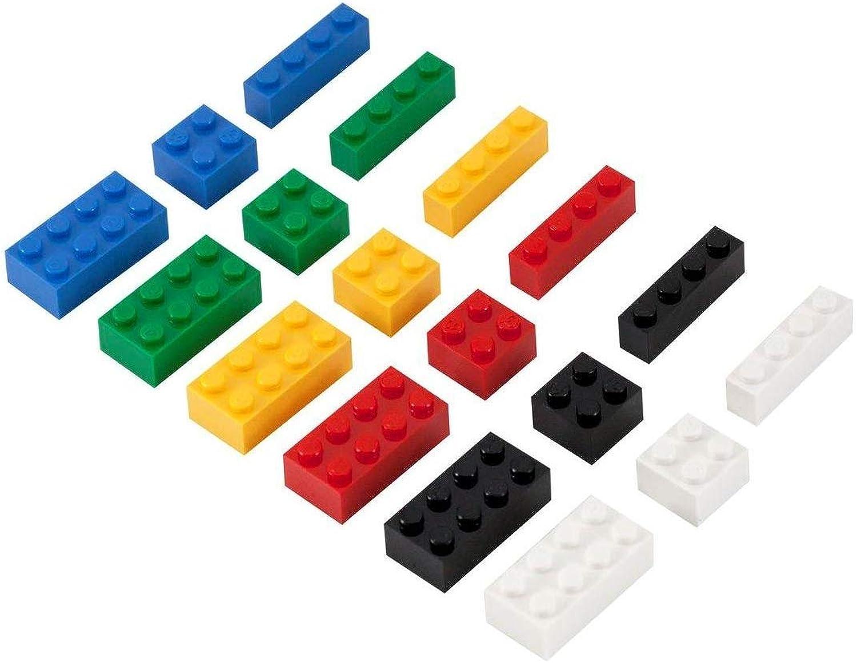 Briques en vrac QBricks Compatible Lego - 10 Kg B01F4U3HG4  Niedrige Kosten    | Hohe Qualität und Wirtschaftlichkeit