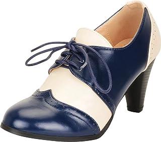 77cadc85dea79 Amazon.com: Blue - Oxfords / Shoes: Clothing, Shoes & Jewelry