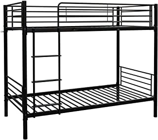 Best metal bunk beds twin over full Reviews