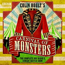 Colin Hoult's Carnival Of Monsters