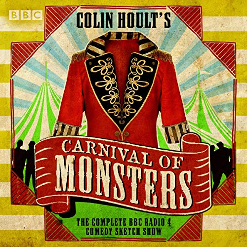 Colin Hoult's Carnival of Monsters cover art